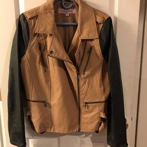Nicole Richie Moto Jacket